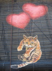 cat-heart-balloon-street-art