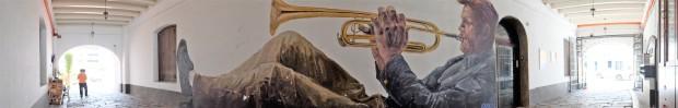 trumpet-man