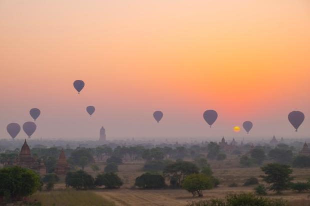 sunrise-from-bulethi-bagan-myanmar