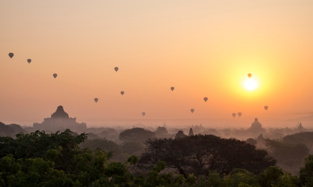 sunrise-from-law-ka-oushang-bagan-myanmar